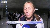 L' équipe de France féminine de football s'est envolée pour Rio