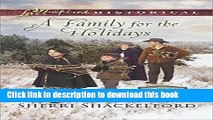 Read Books A Family for the Holidays (Prairie Courtships) ebook textbooks