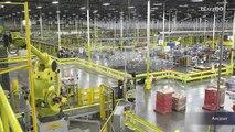 Amazon va tester la livraison par drone en Grande-Bretagne