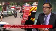 Daesh revendique l'attentat de l'Eglise, profil des terroristes