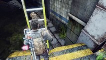 The Last of Us Grounded Chapter 10-2 Bus Depot - Underground Tunnel