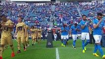 Liga MX: Cruz Azul 0 - 0 Pumas  (24.07.2016)