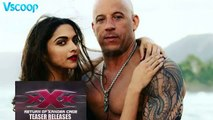 Official Teaser XXX The Return Of Xander Cage Deepika Padukone  Vin Diesel #VSCOOP