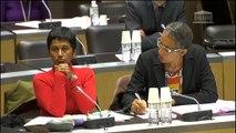 Loi santé: audition de Marisol Touraine par la délégation Outre-mer de l'Assemblée Nationale