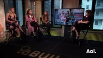 Lia Marie Johnson, Lulu Antariksa, and Katelyn Nacon Discuss Auditioning For 'T@gged' AOL BUILD