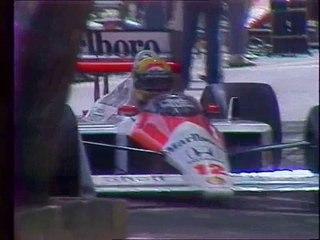 F1 - Monaco GP 1988 - Qualifying - Part 1