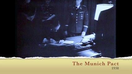 The Newsreel The Munick Pact 1938