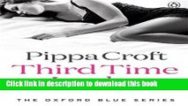 Read Books Third Time Lucky (The Oxford Blue series) PDF Free