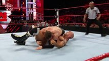 Cesaro vs. Finn Bálor vs. Rusev vs. Kevin Owens - Fatal 4-Way Match- Raw, July 25, 2016
