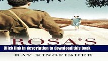 Download Books Rosa s Gold (Holocaust Echoes) Ebook PDF