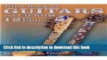 Download Books Blue Book of Guitars on CD-ROM: Contains the 12th Edition of Blue Book of Acoustic