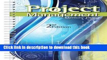 Read Books The Project Management Memory Jogger (Second Edition) (Memory Jogger Series) ebook