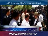 MQM leader Waseem Akhtar sent to jail on 14 days judicial remand