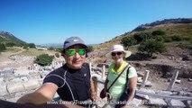 Turkey - Ephesus Ruins Middle Level with Cruise Holidays | Luxury Travel Boutique