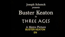 Buster Keaton The Three Ages  1923