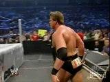 WWE Smackdown - Batista attacks JBL