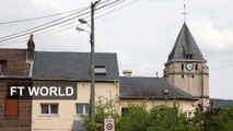 Isis claims Normandy church killing