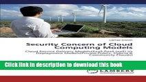 Read Security Concern of Cloud Computing Models: Cloud Service Delivery Models(SaaS,PaaS,IaaS) Vs
