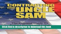[PDF] Contracting with Uncle Sam: The Essential Guide for Federal Buyers and Sellers Read Full Ebook