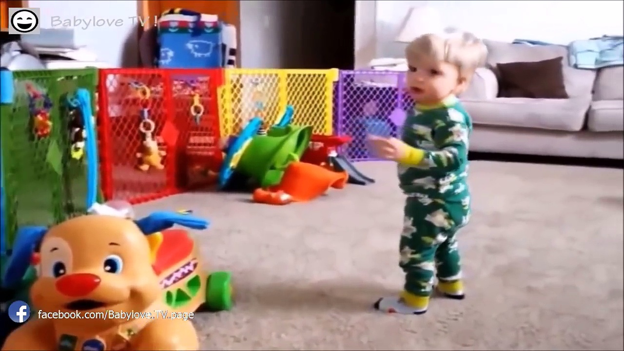 Funny Babies Dancing (Part2) | Best Babies Dancing Compilation 2016 | (Funny Baby Videos)