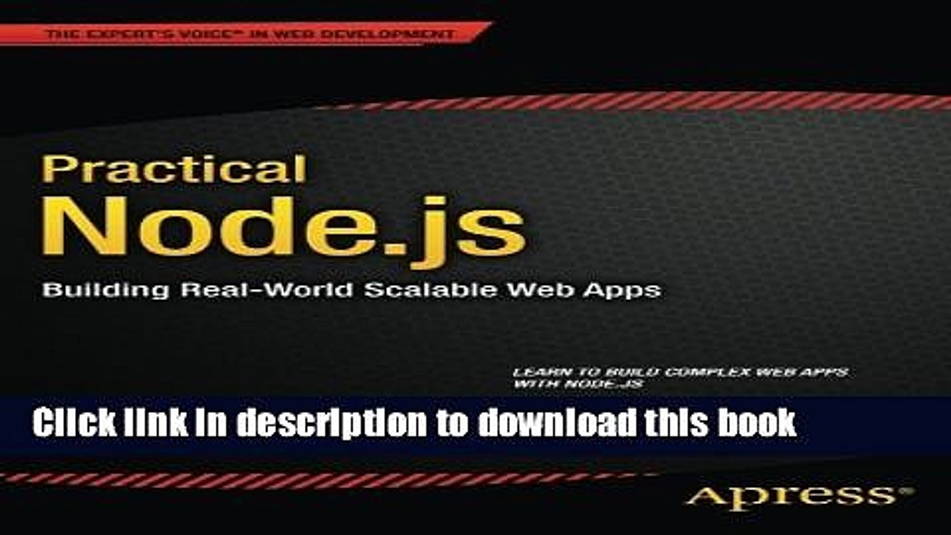 Building Real-World Scalable Web Apps