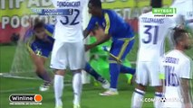 Saeid Fzzatollahi Goal HD - FC Rostov vs Anderlecht 1-1 Champions League Qualification 26 7 2016