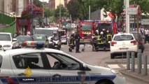 France attack: Priest killed in ISIL-linked attack on church
