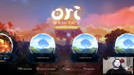 Rediffusion - Ori and the blind forest - Episode 2