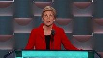 Elizabeth Warren contro Trump: non deve mai essere presidente Usa
