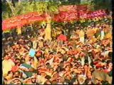 Rahbar Tahreek Abdul Wali Khan ANP rally on doing at the BACHA KHAN