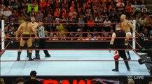 Cesaro vs. Owens vs. Balor vs. Rusev
