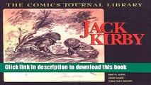 Read Jack Kirby: TCJ Library Vol. 1 (The Comics Journal) PDF Free