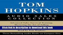 [Read PDF] Tom Hopkins Audio Sales Collection Download Free