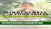 Download Mindfulness   Yoga Skills for Children and Adolescents: 115 Activities fro Trauma,