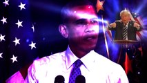 -If-If -If- Stuttering Obama Remix featuring Trump