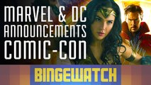 Marvel & DC's Biggest Comic-Con 2016 Reveals - Bingewatch