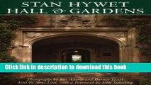 Download Stan Hywet Hall   Gardens  PDF Online