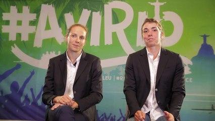 AVIRIO_Clip de présentation du W2- Noémie Kober et Marie Le Nepvou