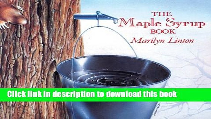 [PDF] Maple Syrup Book, The Download Full Ebook