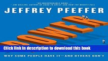 [Read PDF] Power: Why Some People Have It and Others Don t Ebook Online