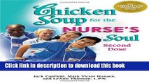 [PDF]  Chicken Soup for the Nurse s Soul: Second Dose: More Stories to Honor and Inspire Nurses