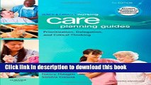 [PDF]  Ulrich and Canale s Nursing Care Planning Guides: Prioritization, Delegation, and Critical