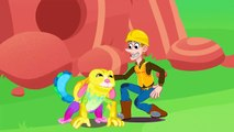Morphle Loves Building! Morphle Shorts (+1 hour My Magic pet Morphle kids vehicle compilation)_13