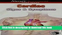 [PDF]  Cardiac Signs and Symptoms: Nurse s Assessment Video Series  [Download] Full Ebook