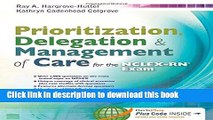 Read Books Prioritization, Delegation, and Management of Care for the NCLEX-RN(tm) Exam E-Book