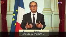 Attentat de Saint-Etienne-du-Rouvray : Hollande-Valls, copier-coller dans la com' de crise