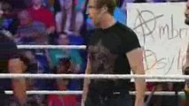Dean Ambrose Teases a Heel Turn 'WWE The Shield Reunion' 'WWE Raw 13th June 2016' HD