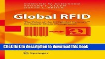[PDF] Global RFID: The Value of the EPCglobal Network for Supply Chain Management Download Online