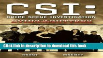 Download CSI: Dying In The Gutters (New Format) (CSI: Crime Scene Investigation (IDW Numbered))