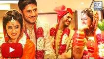 Mihika Verma's WEDDING INSIDE VIDEO | Yeh Hai Mohabbatein